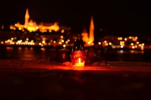 Gratis arkivbilde med Budapest, lampe, lys, natt