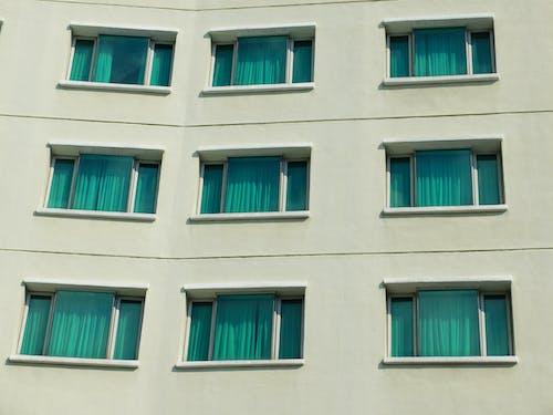 Foto d'estoc gratuïta de finestres