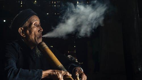 吸煙, 抽煙, 越南 的 免費圖庫相片