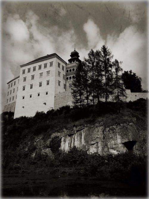 Základová fotografie zdarma na téma starý hrad