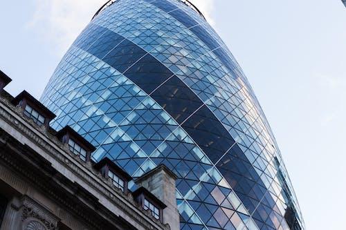 강철, 건물 외관, 건축, 건축 설계의 무료 스톡 사진