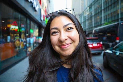 微笑, 模特兒, 紐約 的 免費圖庫相片