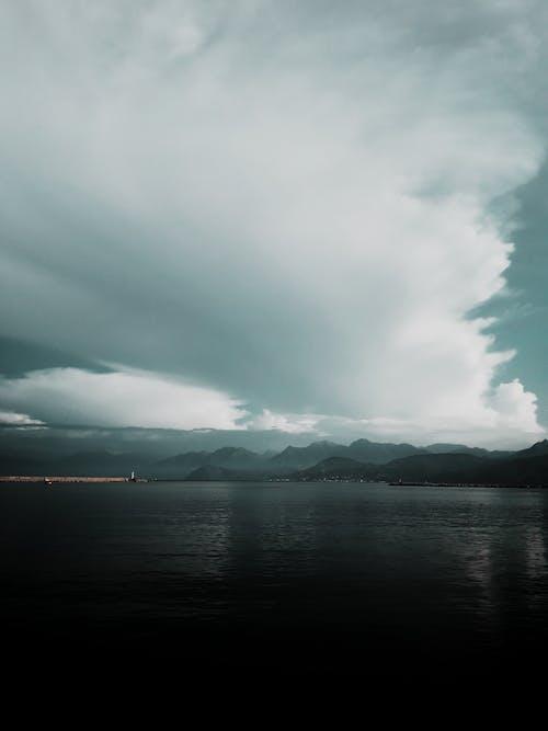 Free stock photo of beautiful, blue, horizon, mountain