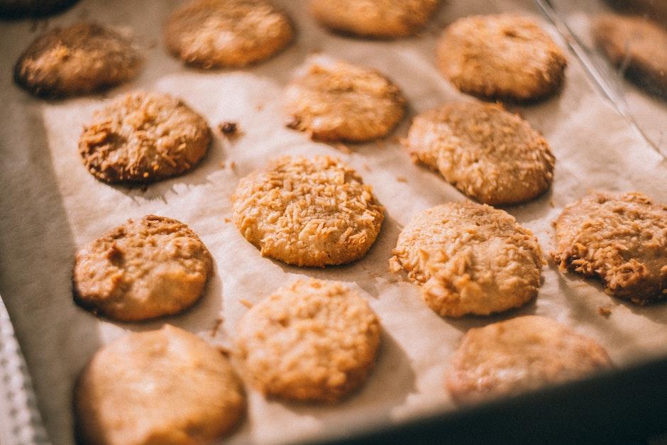 baked, baking, close-up