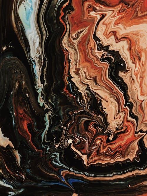 Gratis lagerfoto af 4k-baggrund, abstrakt ekspressionisme, abstrakt kunst, abstrakt maleri