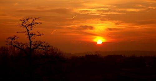 Free stock photo of Beautiful sunset, landscape