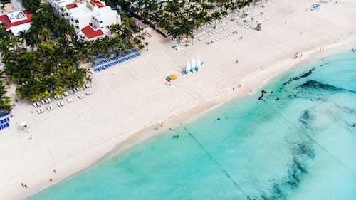 Imagine de stoc gratuită din apă, călătorie, Caraibe, cazare