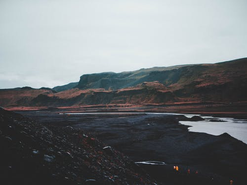 Free stock photo of #autumn, #blacksand, #hiking, #iceland