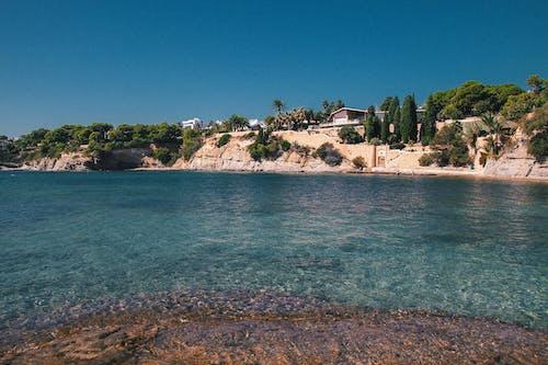 Photo of Sea Near an Island