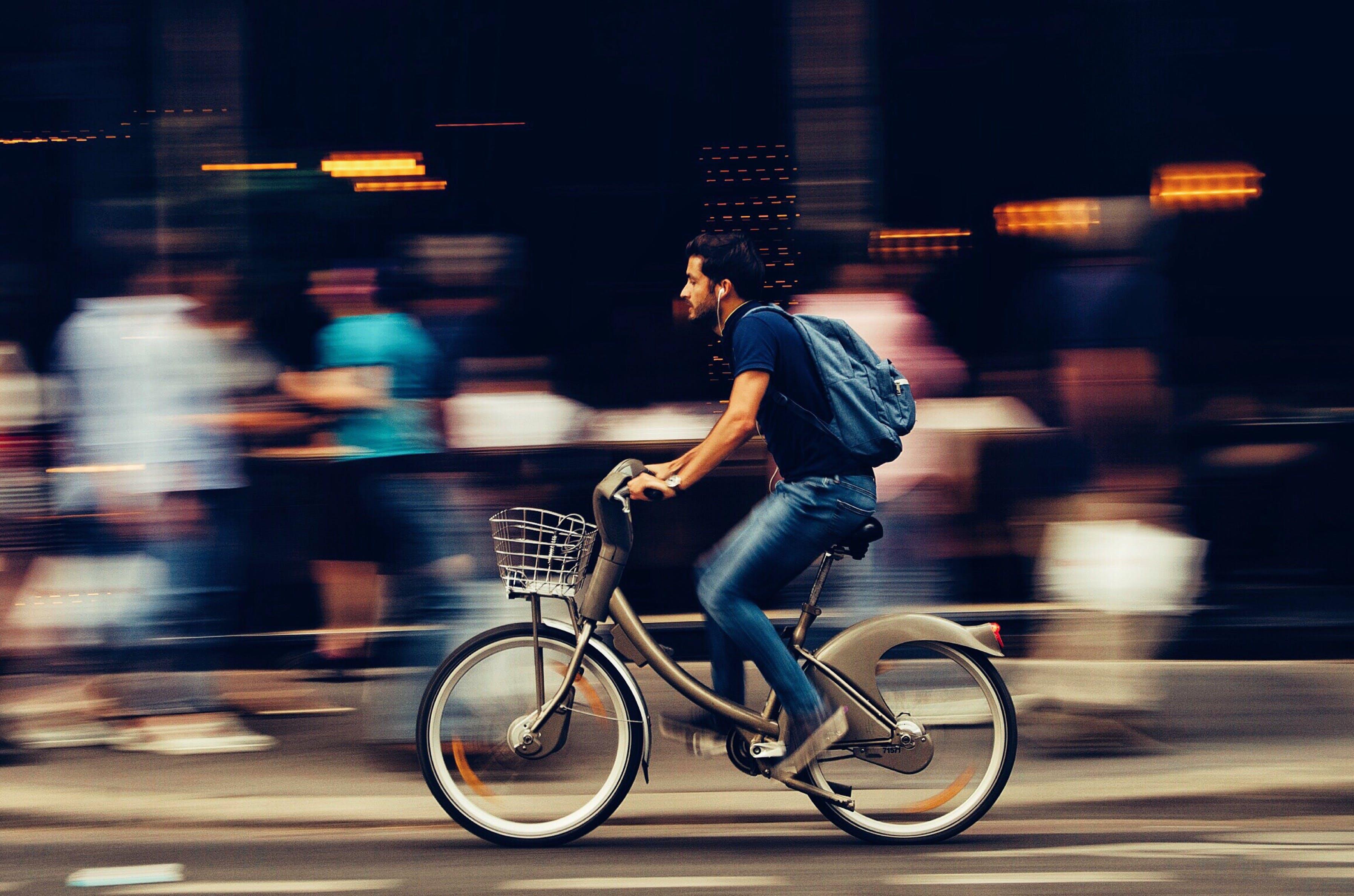 Ingyenes stockfotó akció, bicikli, biciklis, biciklizés témában