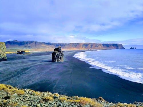 Ingyenes stockfotó fekete homokos strand témában