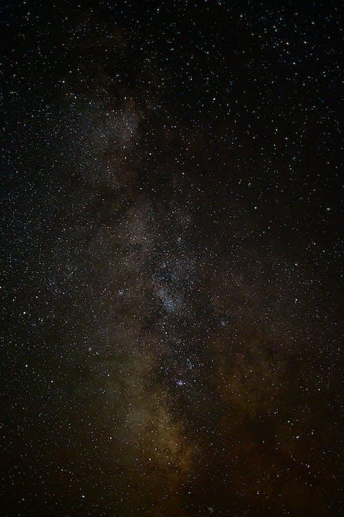 Imagine de stoc gratuită din astrofotografie, astronomie, Calea Lactee, celebrități