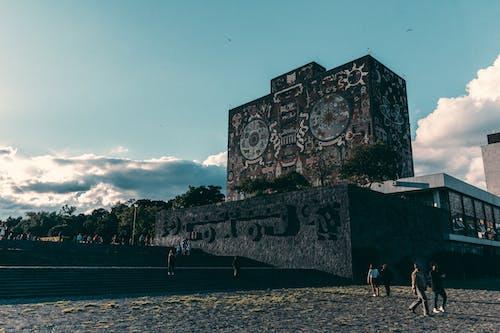 Darmowe zdjęcie z galerii z ludzie, meksyk, słońce, uczelnia