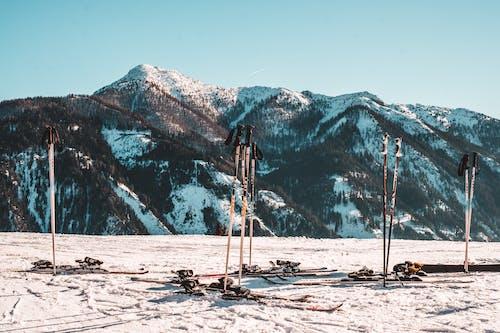 Kostenloses Stock Foto zu abenteuer, berg, berge, einfrieren