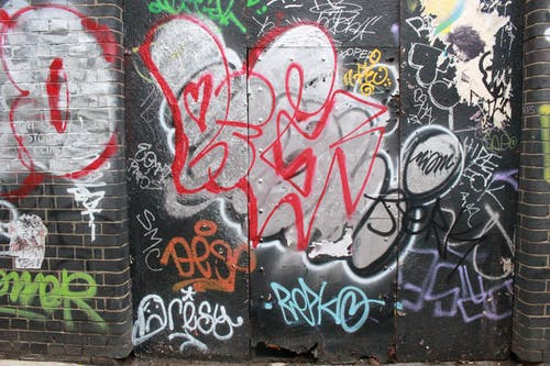 Free stock photo of art, east london, graffiti, london