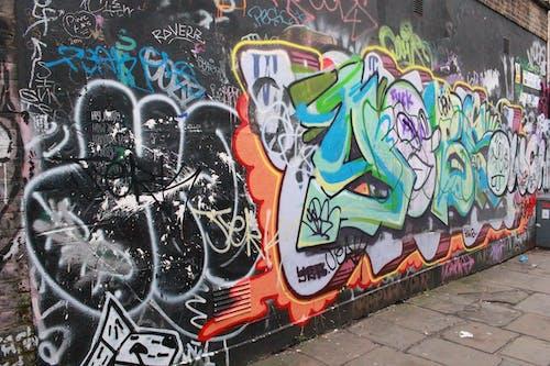 Free stock photo of city, graffiti, london, shoreditch