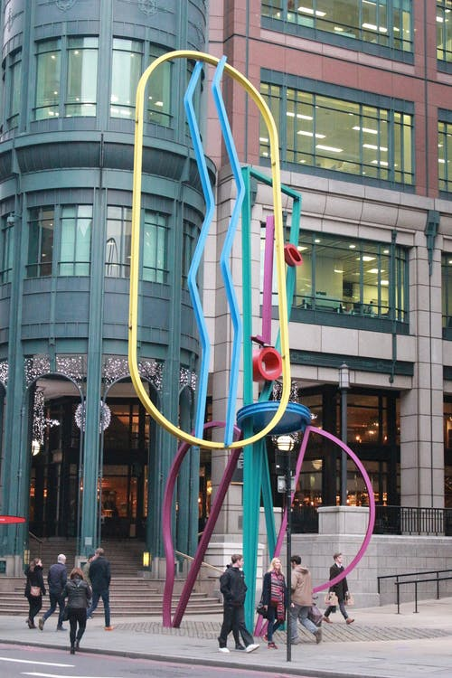Free stock photo of art, bishopsgate, city, london