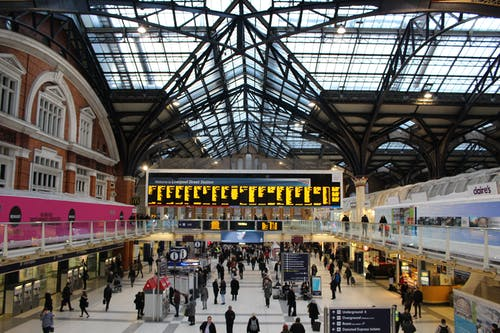 Free stock photo of architecture, city, Liverpool street station, london