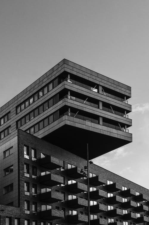 Kostenloses Stock Foto zu amsterdam, architektur, architektur-design, fenster