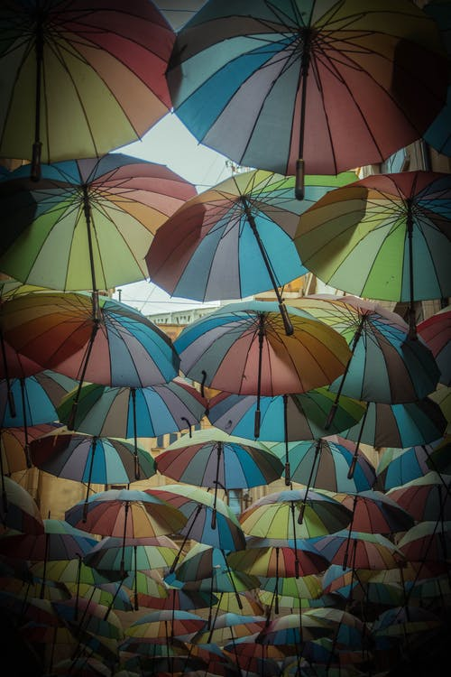 Free stock photo of ceiling, colourful, colours, street art