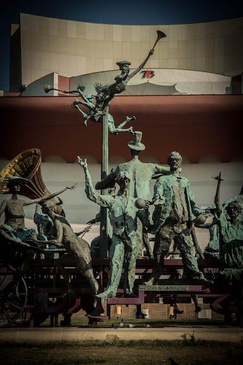 Free stock photo of bucharest, iron, metal, sculpture