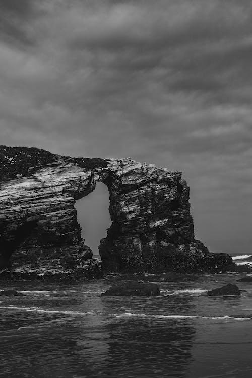 Δωρεάν στοκ φωτογραφιών με ακτή, ακτή του ωκεανού, ακτής του ωκεανού