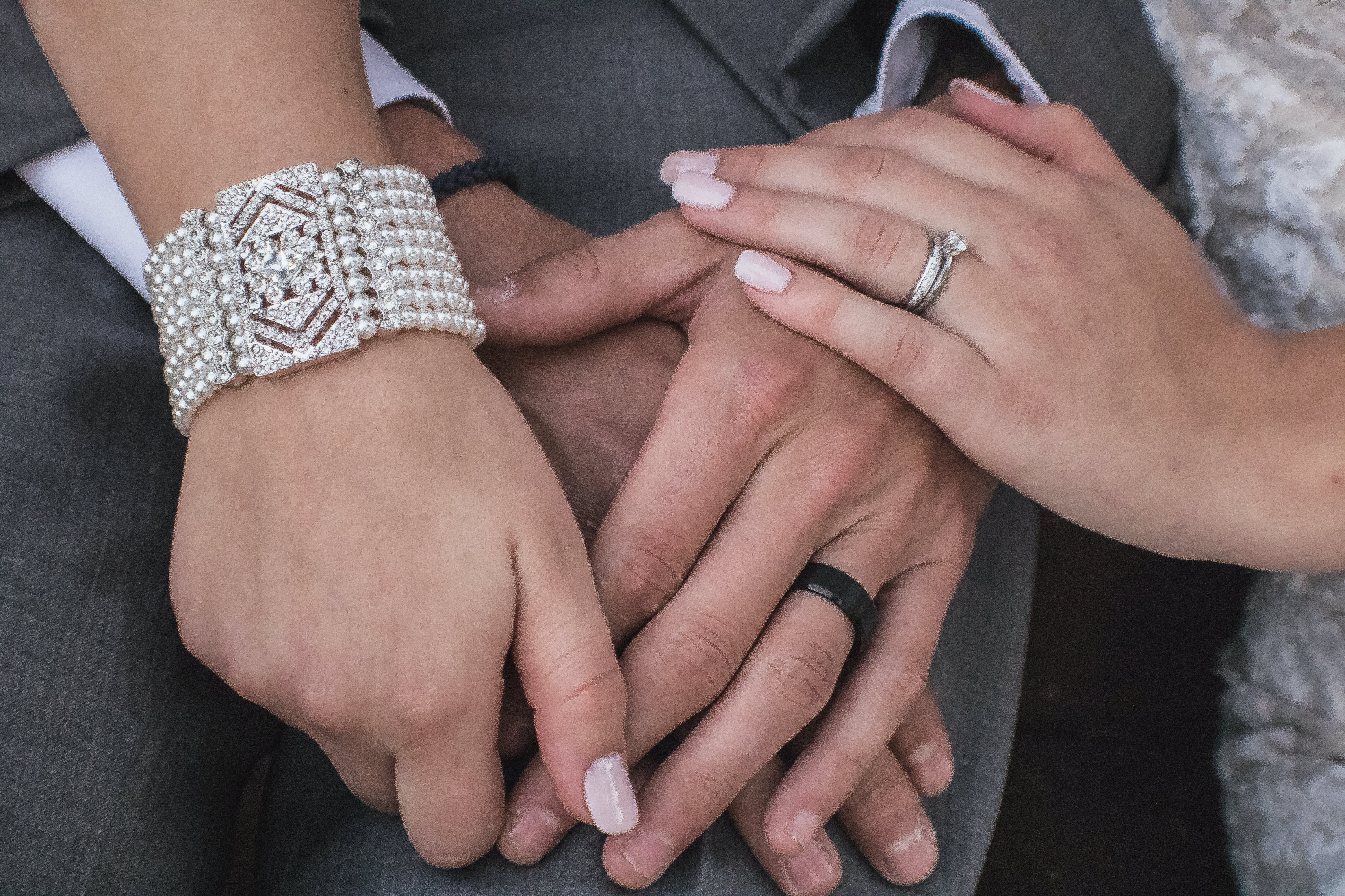 Free stock photo of hands, love, married, marriage
