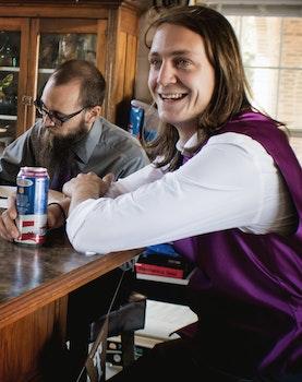 Free stock photo of beer, smile, guy, groom