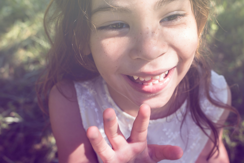 Free stock photo of girl, sweet, happy, smile