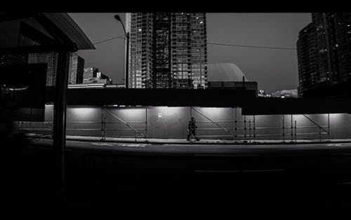 Бесплатное стоковое фото с город, здания, огни города, улица