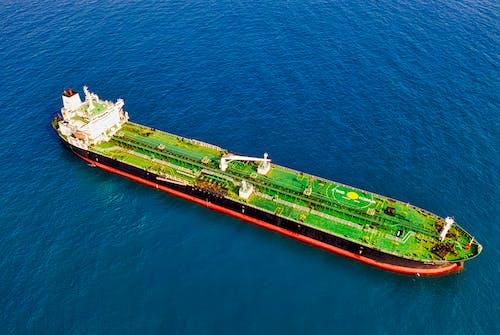 Ingyenes stockfotó drónfotózás, hajó, Indonézia, közlekedési rendszer témában