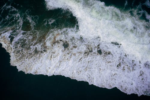 Fotobanka sbezplatnými fotkami na tému fotografia zdronu, letecké snímkovanie, letecký pohľad, mávať