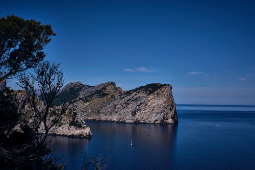 Free stock photo of blue sea, cliff coast, sea