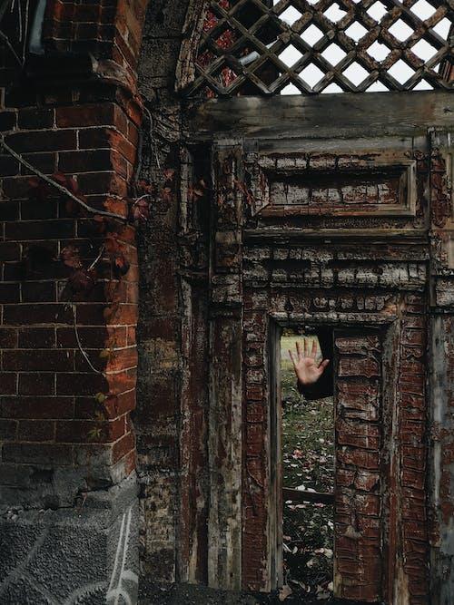 Darmowe zdjęcie z galerii z architektura, brudny, cegła, cześć