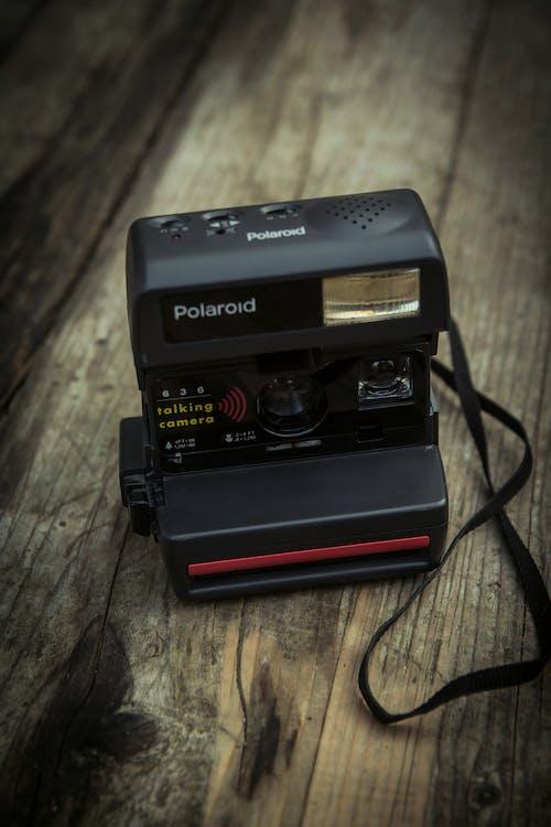 Free stock photo of photo camera, photography, polaroid, vintage