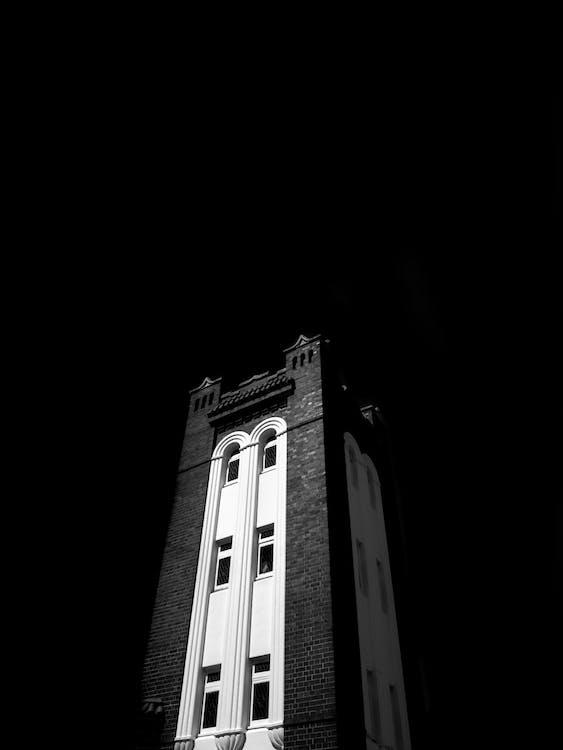 đen và trắng, dinh dưỡng, kiến trúc