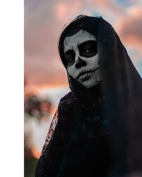 Free stock photo of catrina oscuro dark mexico mexicolindo culturamexicana mexico