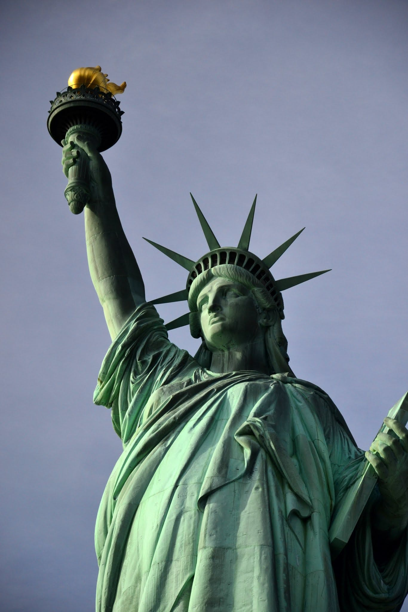 Free stock photo of new york city, statue, Statue of Liberty