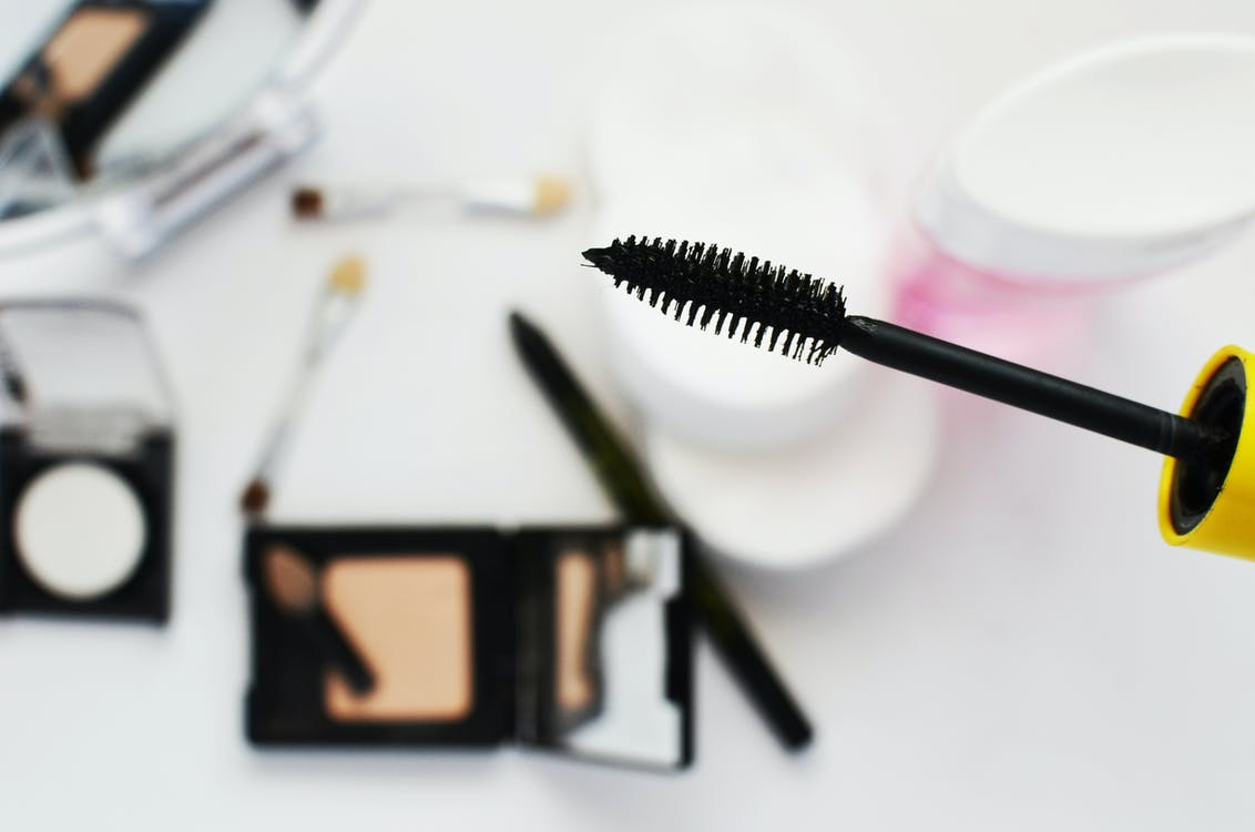 Selective Focus Photo of Mascara