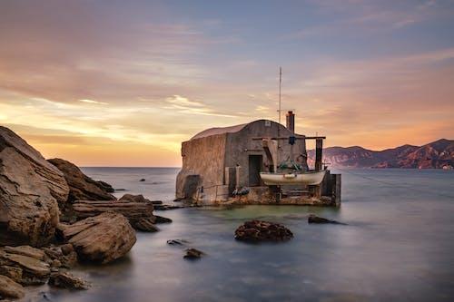 Ảnh lưu trữ miễn phí về biển, cảnh hoàng hôn, chụp ảnh phong cảnh, fujifilm