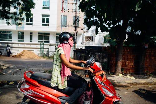 オートバイ, スクーター, ドライブ, モーションの無料の写真素材