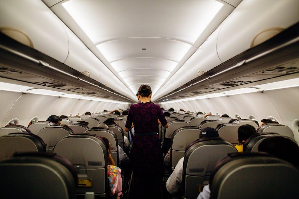 stewardess @pexels.com