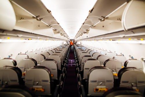 People Inside Airplane