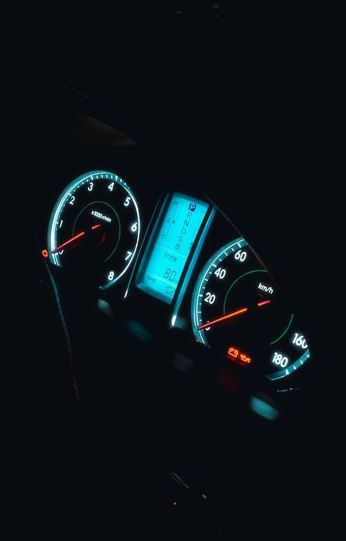Fotos de stock gratuitas de faros de coche, foto nocturna, fotografía nocturna, luces