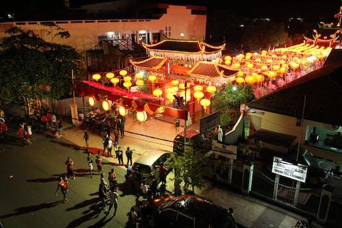 Free stock photo of chinese gods, chinese lanterns, chinese new year s eve