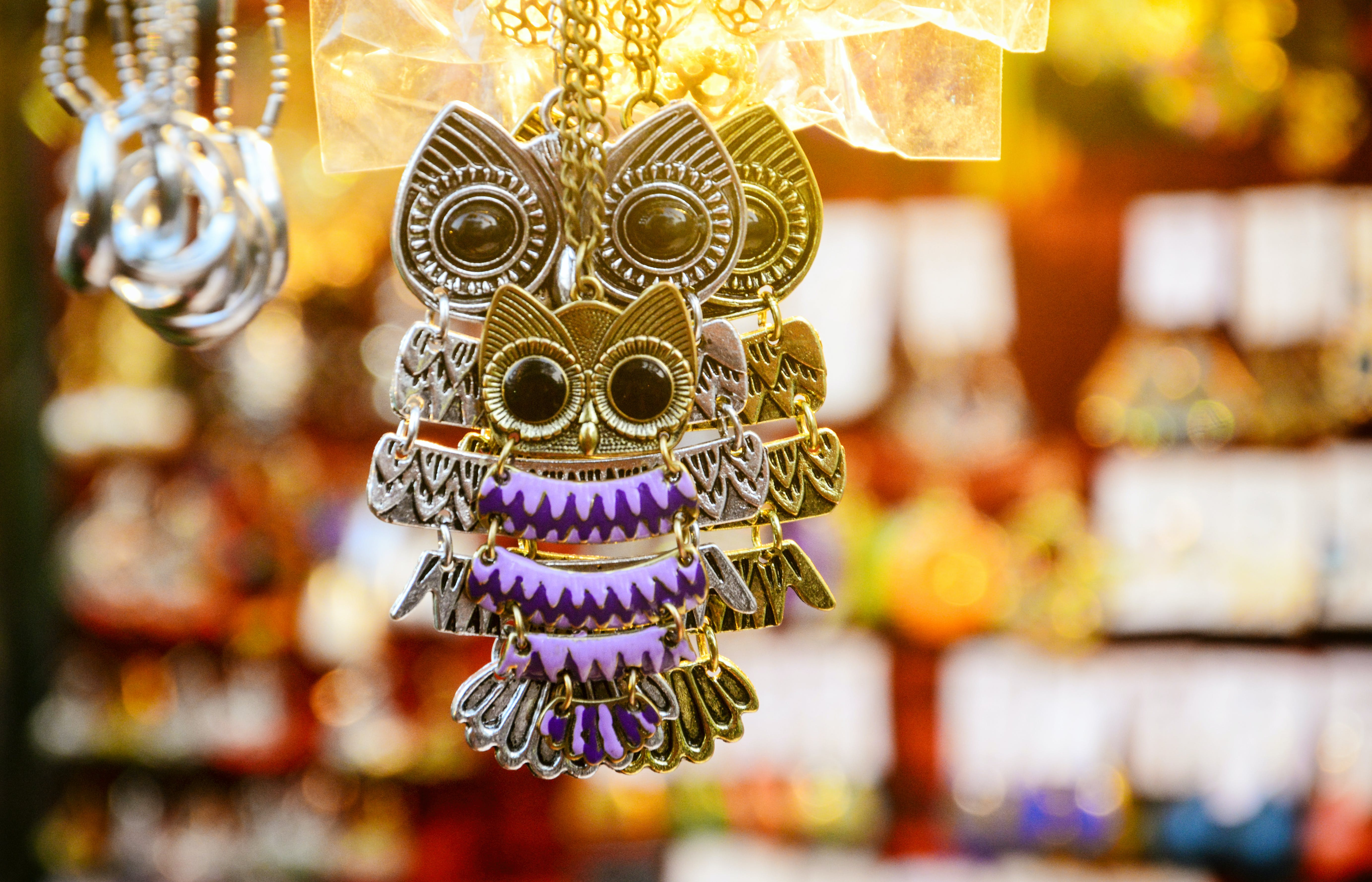 Free stock photo of amulet, goodluck, india, jewellery