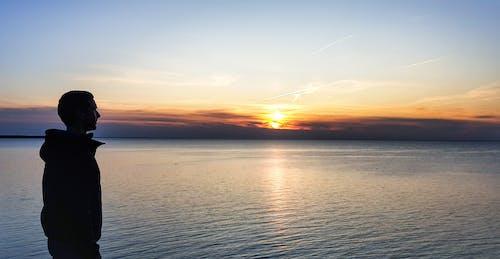 Foto d'estoc gratuïta de bell cel, bonic capvespre, bonic paisatge, capvespre