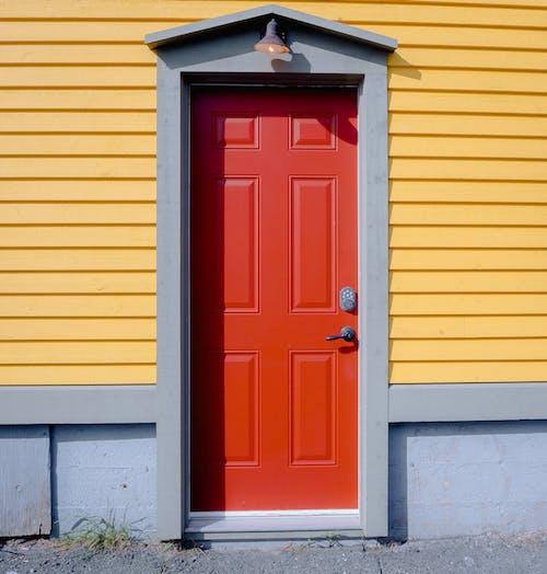 入口, 圖案, 外觀, 建築物正面 的 免费素材照片