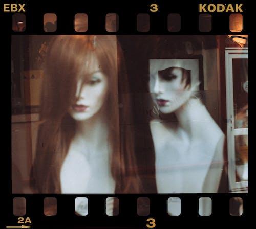Kodak Filmrahmen Von Schaufensterpuppen