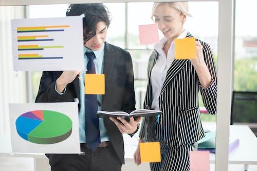 Free stock photo of analysis, analytics, brainstorming, business